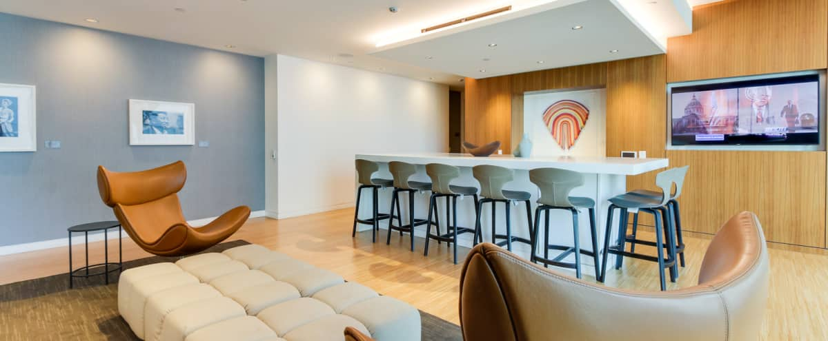 Luxury Offsite Lounge with Full Catering Kitchen in San Francisco Hero Image in South of Market, San Francisco, CA