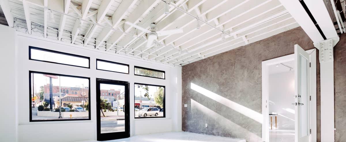 """Unique and bright creative space in Echo Park """"Workshop/Studio"""" in Los Angeles Hero Image in Echo Park, Los Angeles, CA"""