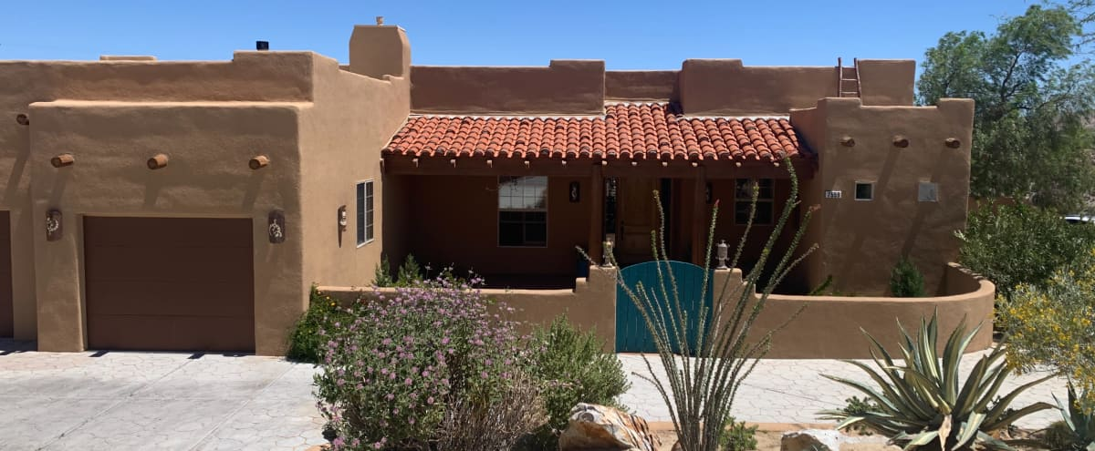 Joshua Tree Home for Film + Video + Production Music Studio in Yucca Valley Hero Image in undefined, Yucca Valley, CA