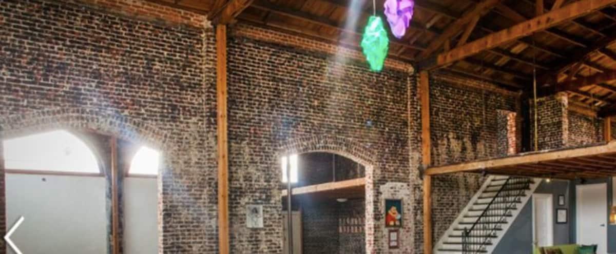 Huge Brick Loft Space in Los Angeles Hero Image in South Los Angeles, Los Angeles, CA