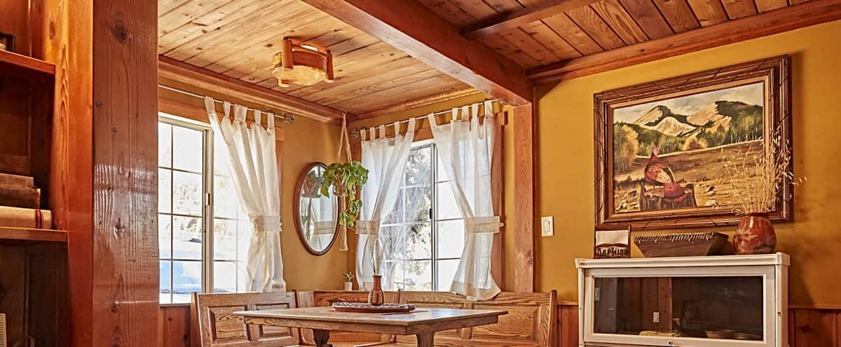 70's Rustic Ranch Cabin in Sylmar Hero Image in Sylmar, Sylmar, CA