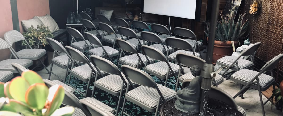 Film/Photography Studio, 65 person Screening Room, steps from the sand in Marina del Rey Hero Image in Venice, Marina del Rey, CA