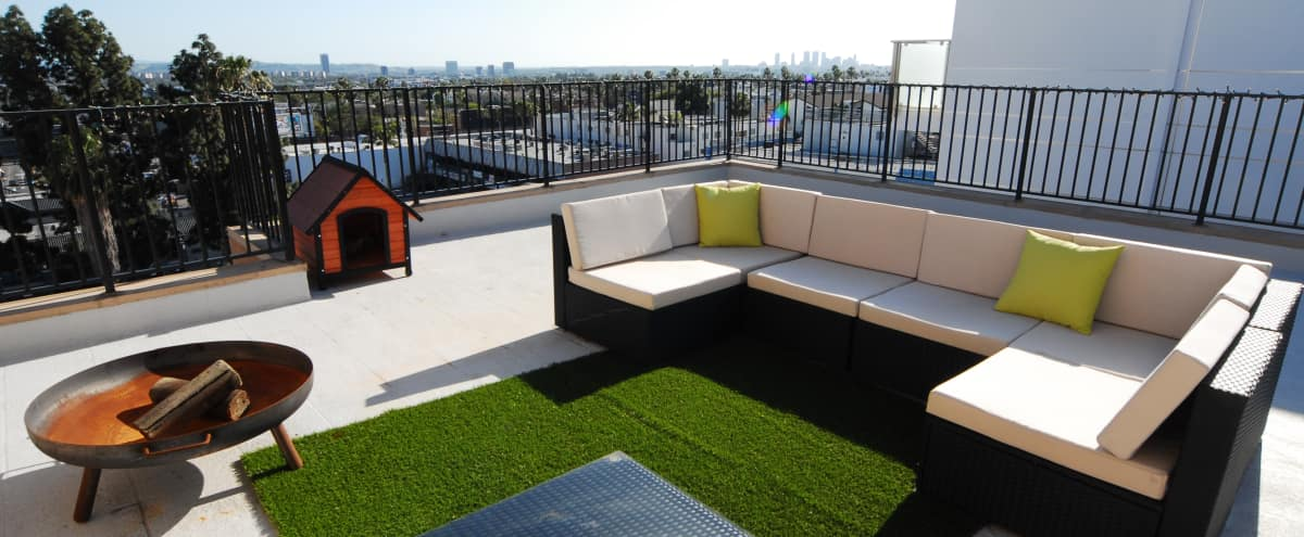 Hollywood Penthouse with Skyline View in Los Angeles Hero Image in Hollywood, Los Angeles, CA