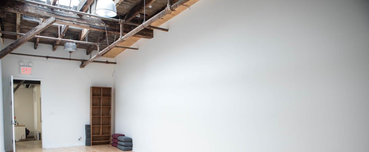 Skylit Gowanus Yoga Studio in Brooklyn Hero Image in Gowanus, Brooklyn, NY