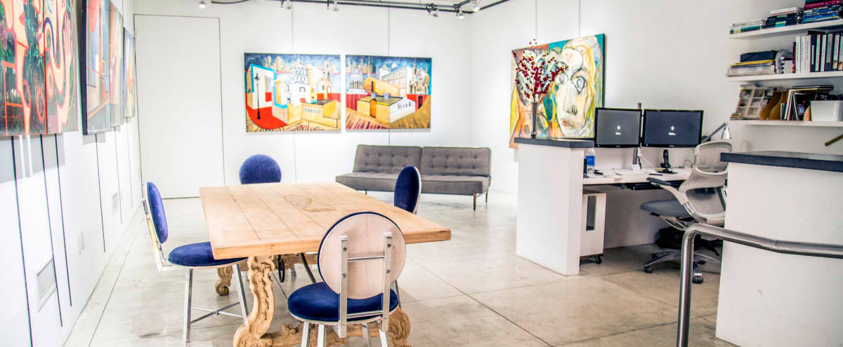 Flexible Production Space in Santa Monica Hero Image in Santa Monica, Santa Monica, CA