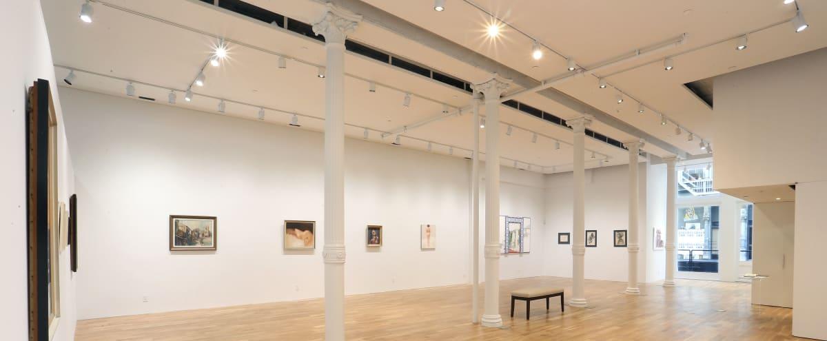Spacious Gallery with Historic SoHo Charm in New York Hero Image in SoHo, New York, NY