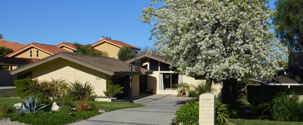 Gorgeous Mid Century Home in Palos Verdes Estates Hero Image in undefined, Palos Verdes Estates, CA