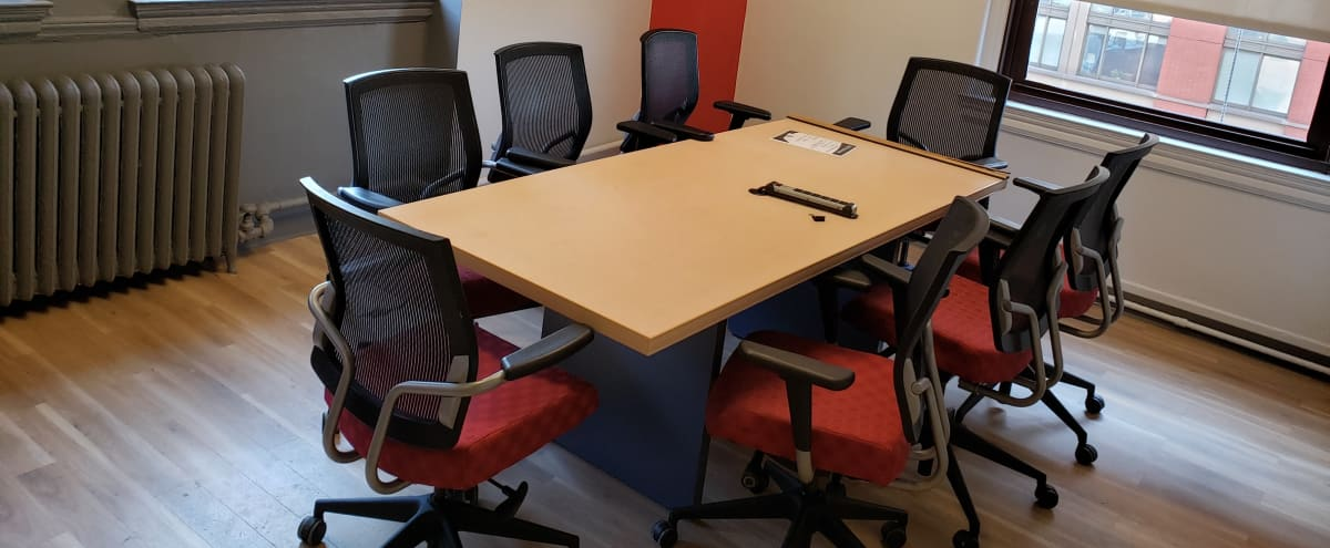 Conference Room in the Heart of the Flatiron District in New York Hero Image in Midtown Manhattan, New York, NY