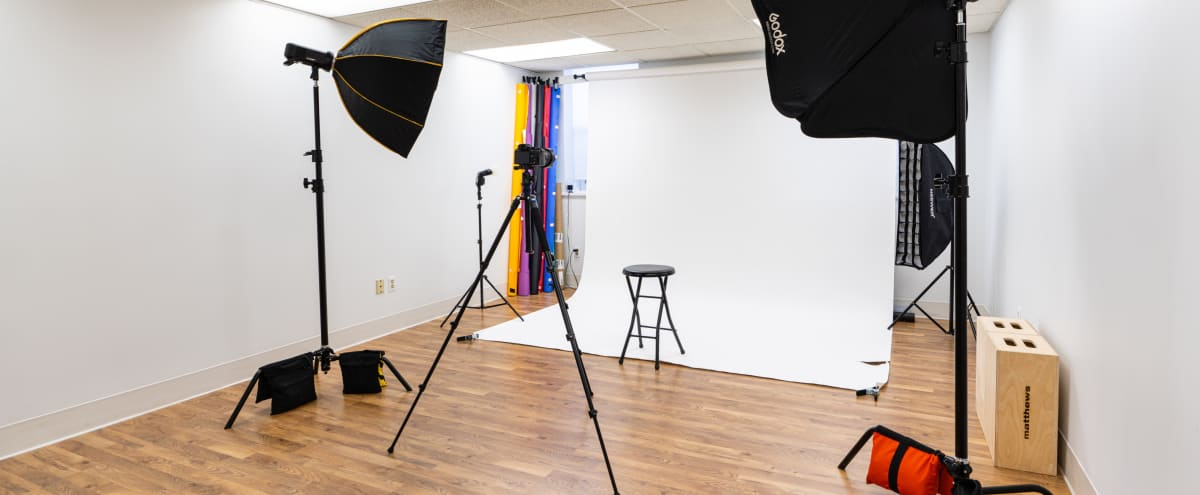 Downtown Spacious Photo & Video Studio in Morristown Hero Image in undefined, Morristown, NJ