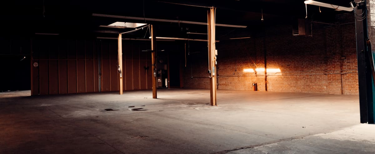 Downtown Creative/Event Space with Warehouse Studio Vibes in Denver Hero Image in Five Points, Denver, CO
