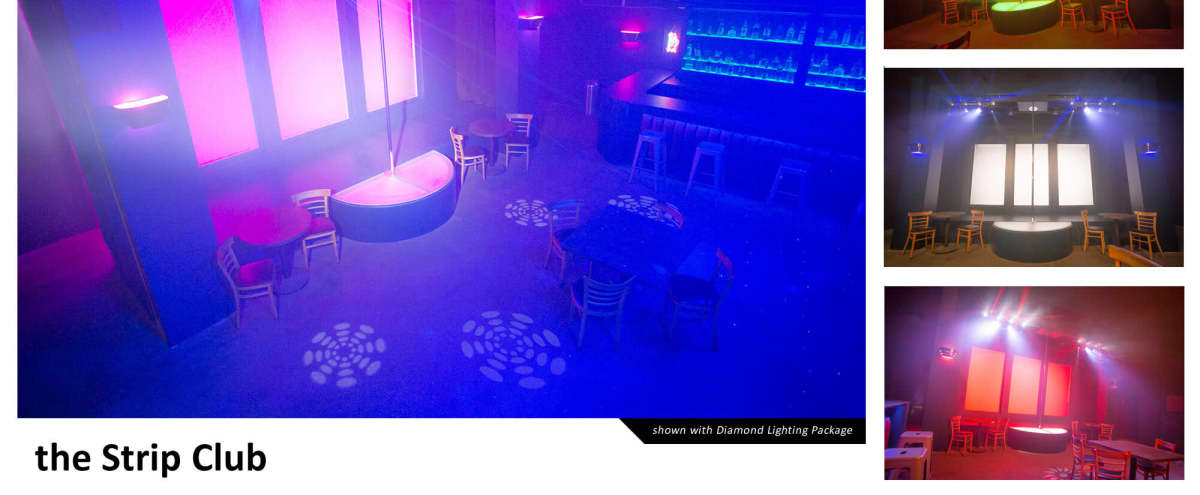 Music Video Strip Club | CreatorLA in Los Angeles Hero Image in Central LA, Los Angeles, CA