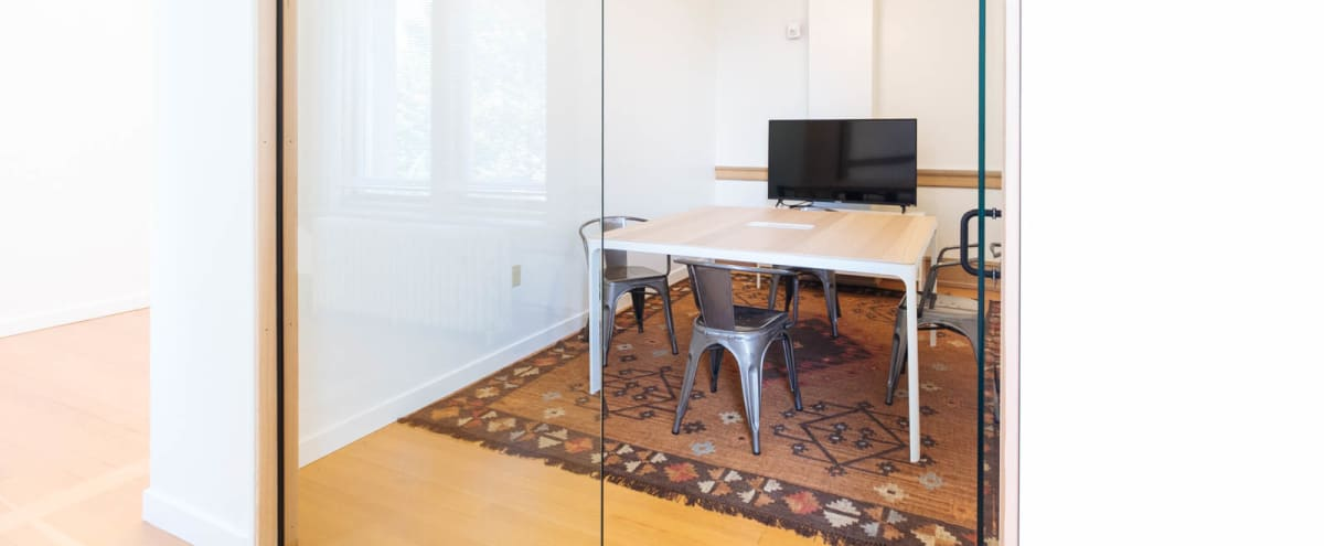 Modern small offsite space in historic Tacoma building in Tacoma Hero Image in New Tacoma, Tacoma, WA