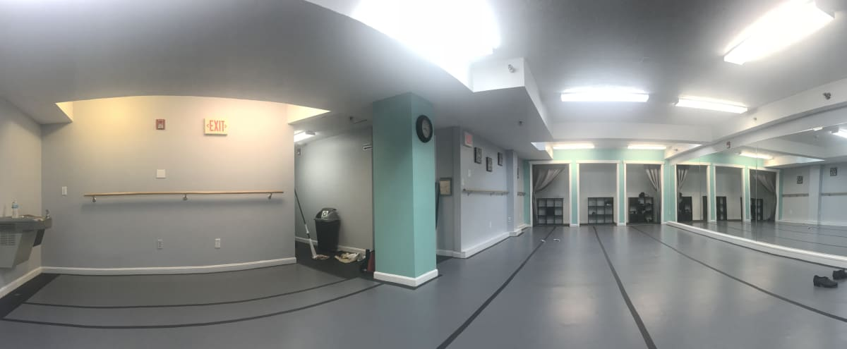 Studio B | Spacious Studio Located in the Heart of Historic Plymouth's Waterfront in Plymouth Hero Image in Plymouth Cultural District, Plymouth, MA