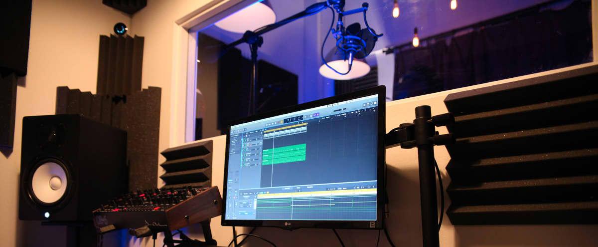Recording/Production Studio in Heart of LA. in Los Angeles Hero Image in Central LA, Los Angeles, CA