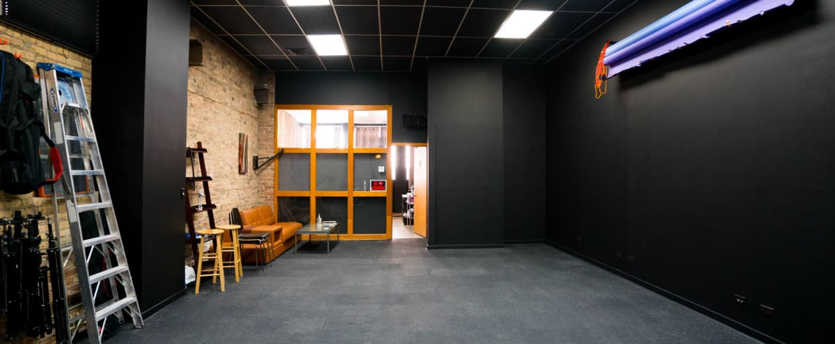 Video Production and Photo Studio in West Town in Chicago Hero Image in West Town, Chicago, IL