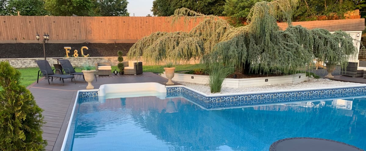 Perfect Event and Production Venue with Pool in Bellport Hero Image in undefined, Bellport, NY