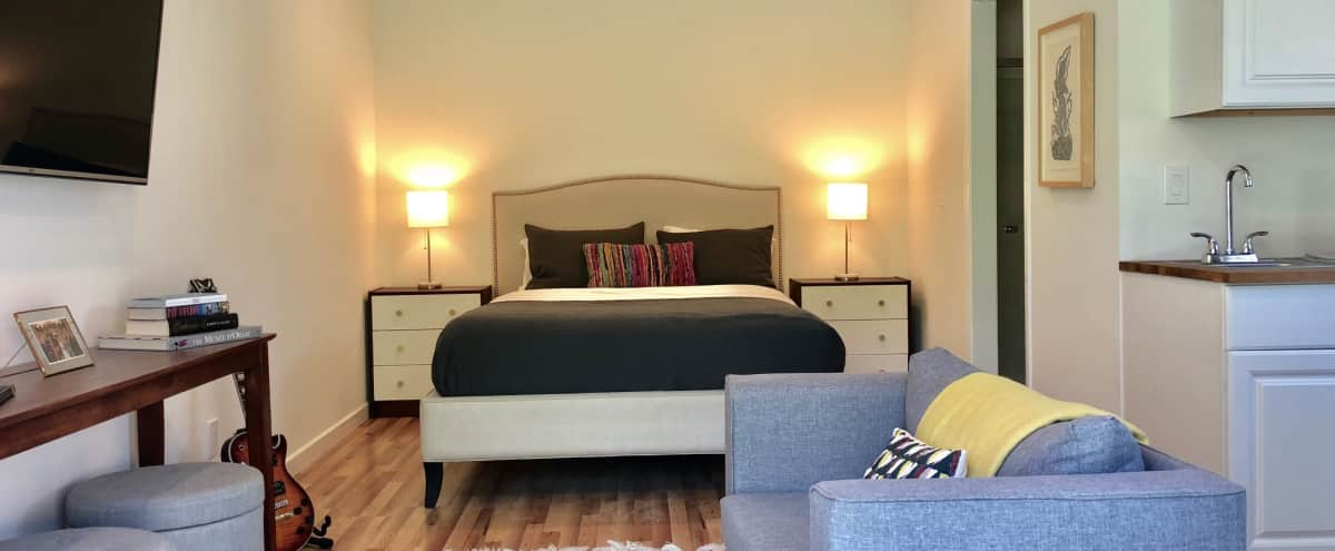 Cute Studio Apartment in Los Angeles Hero Image in Eagle Rock, Los Angeles, CA