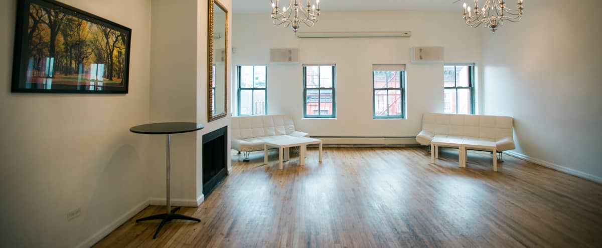 SoHo Loft Penthouse with Rooftop Garden in New York Hero Image in Lower Manhattan, New York, NY