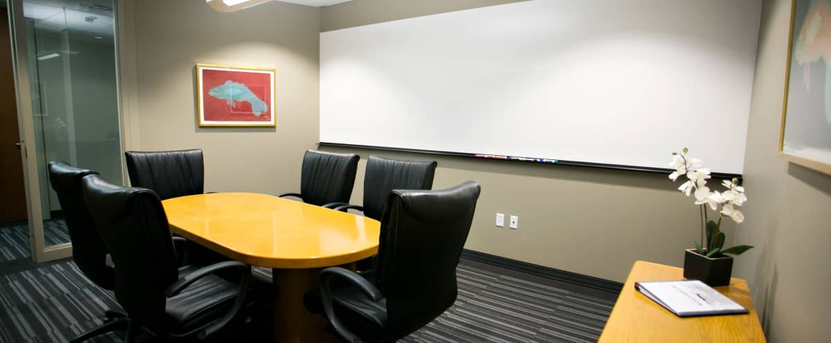 Private Meeting Space with Whiteboard Wall - Downtown MPLS in Minneapolis Hero Image in Downtown West, Minneapolis, MN