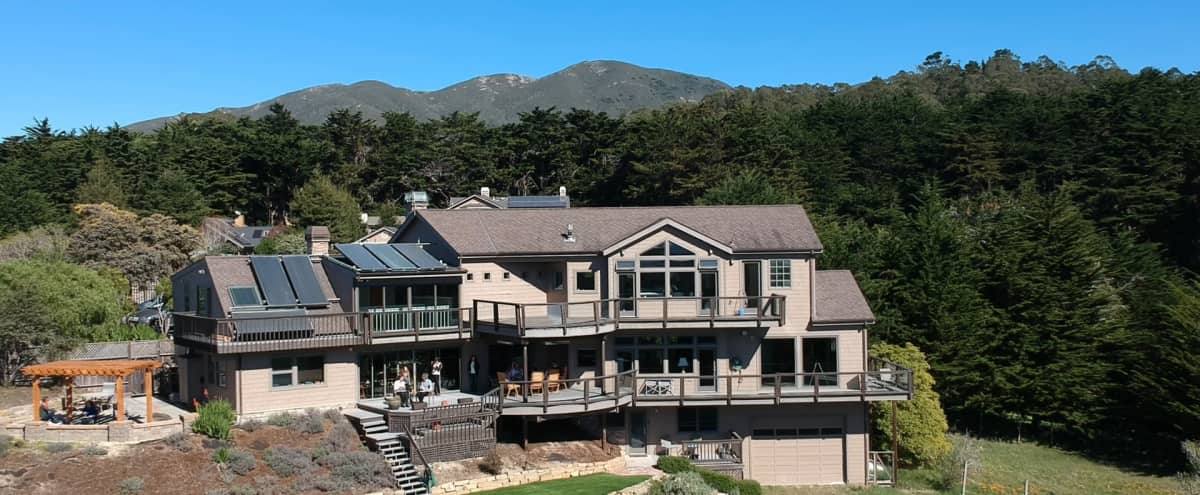 Expansive Coastal Estate on the Peninsula - Host Included! in Montara Hero Image in undefined, Montara, CA