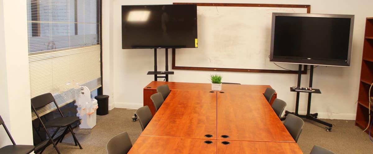 Quiet Class and Meeting Room located in Downtown San Jose in San Jose Hero Image in North San Jose, San Jose, CA