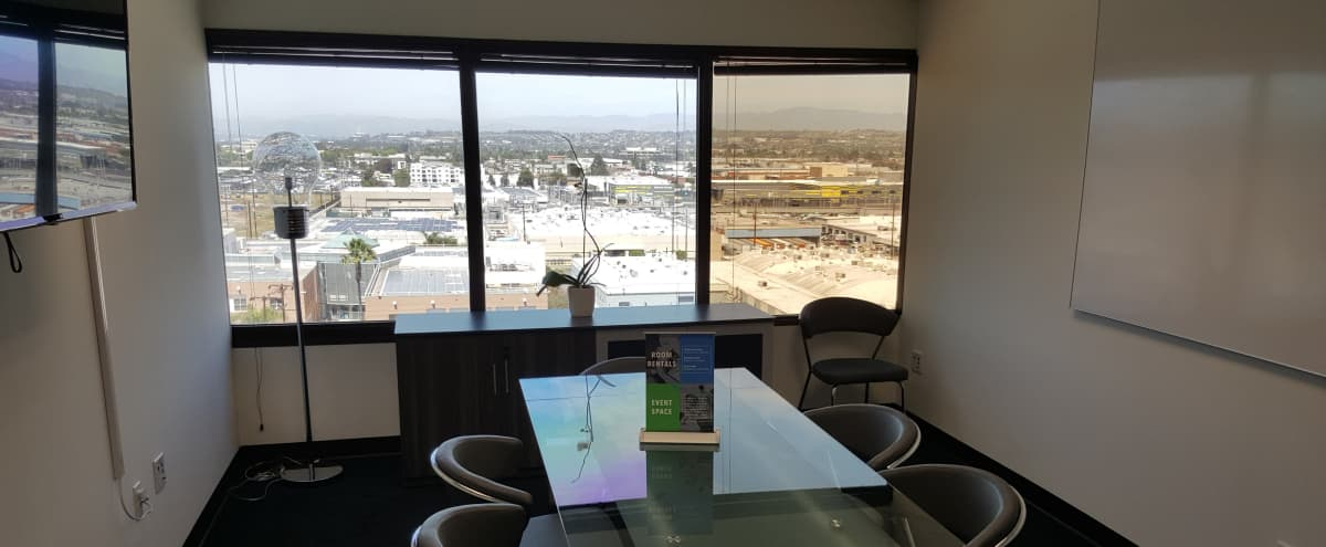 Sleek Conference Room with Amazing View (Minutes from LAX) in Los Angeles Hero Image in undefined, Los Angeles, CA