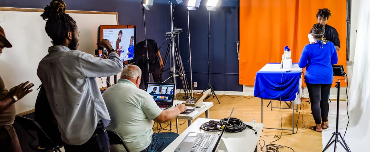 Production/ Workshop Room in Atlanta Hero Image in Pittsburgh, Atlanta, GA
