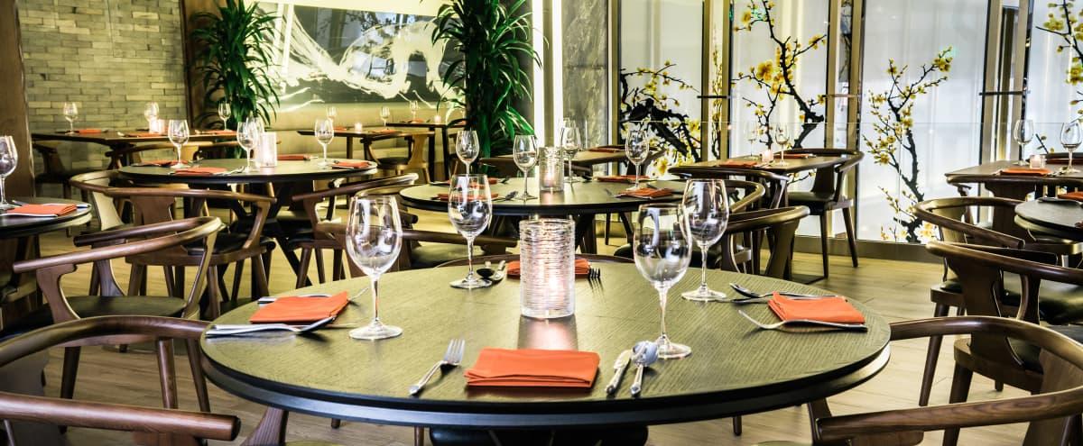 Modern Dining Room in Union Square in San Francisco Hero Image in Tenderloin, San Francisco, CA
