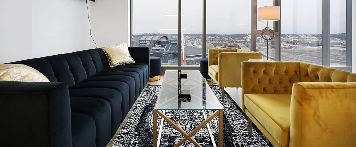 Luxury Apartment Suite Million Dollar Views in Seattle Hero Image in Downtown Seattle, Seattle, WA