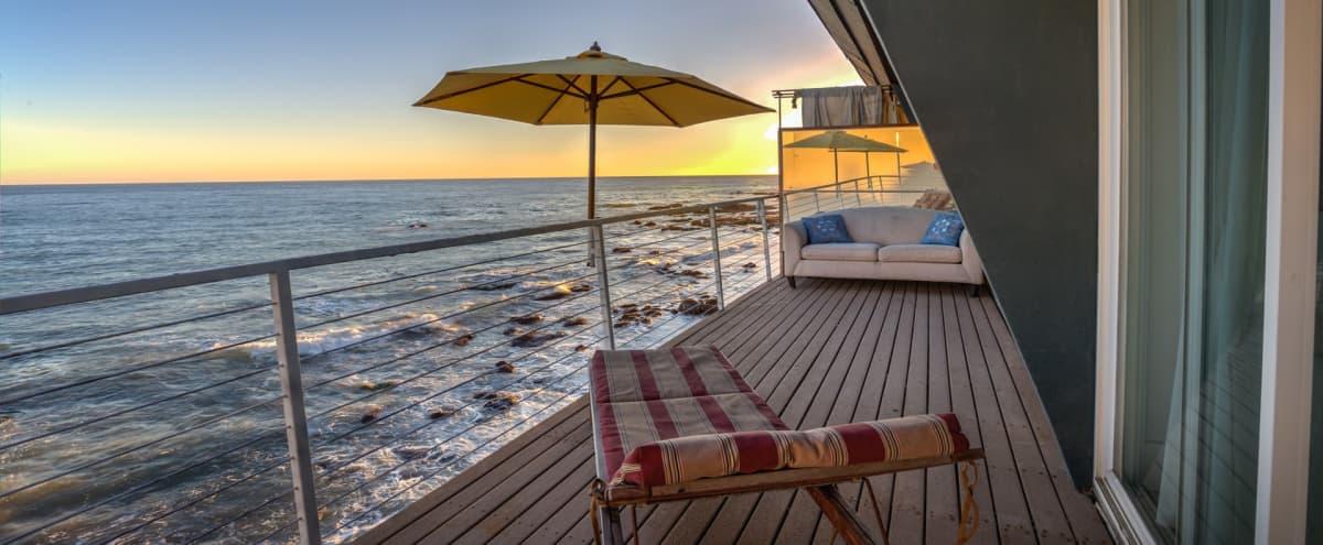 The Panoramic Ocean View Dream Home in Malibu Hero Image in Eastern Malibu, Malibu, CA