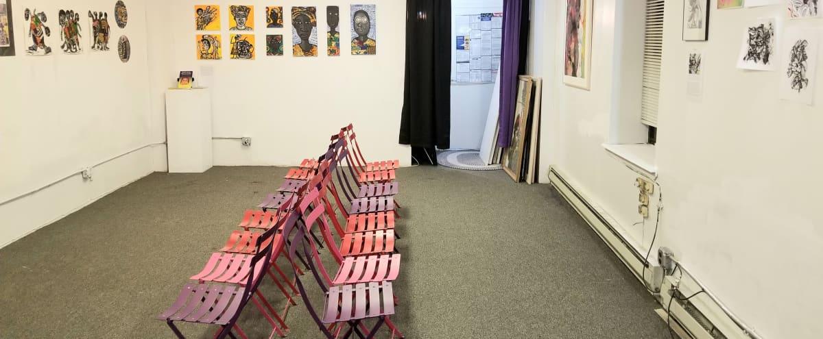 Gallery Space in a Retail Store in Bedford Stuyvesant in BROOKLYN Hero Image in Bedford-Stuyvesant, BROOKLYN, NY