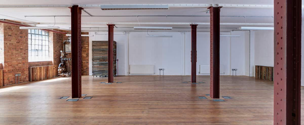 A great Event space in a 3 storey Victorian warehouse in Central London in London Hero Image in Bermondsey, London,