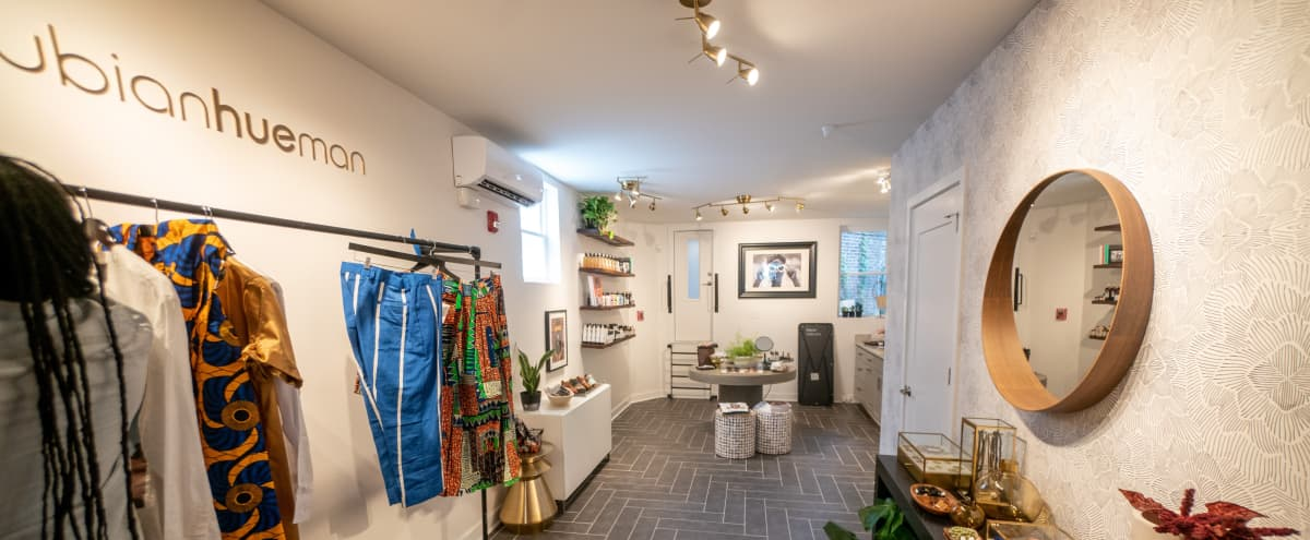 Downtown Retail Space with Intimate Cultural Vibe in Baltimore Hero Image in Downtown, Baltimore, MD