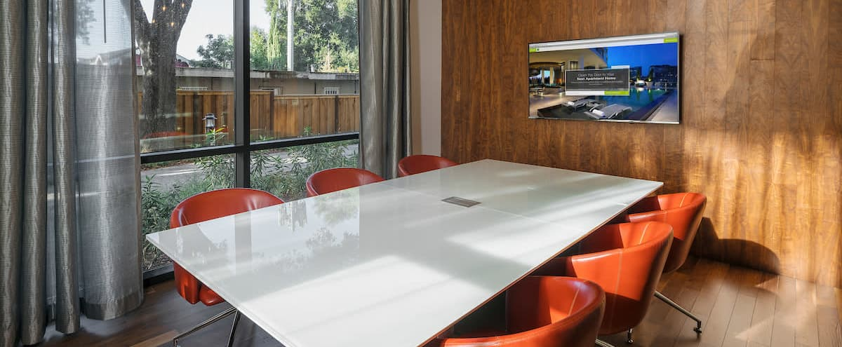 Bright Executive Conference Room in Mountain View in Mountain View Hero Image in undefined, Mountain View, CA