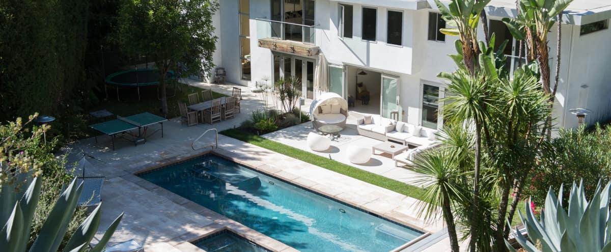 Gorgeous Gated Bel-Air Estate in Los Angeles Hero Image in Bel Air, Los Angeles, CA