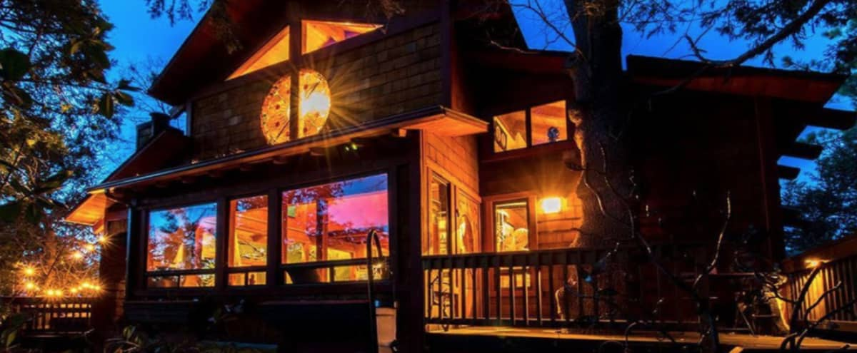 Magical Hidden Gem Cabin in the Woods for Film/Photo Production in Idyllwild Hero Image in undefined, Idyllwild, CA