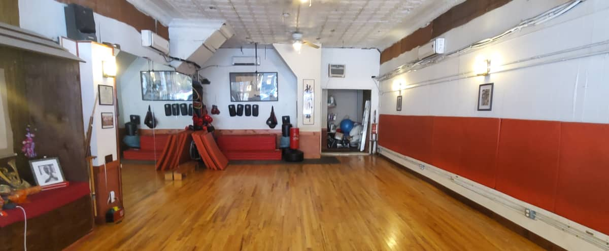 Upper west side open space yoga dance martial arts studio in New York Hero Image in Manhattan Valley, New York, NY