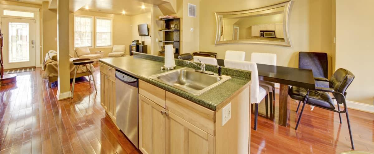 The Illinois Ave Suites with Ample Room to Celebrate in Washington Hero Image in Northwest Washington, Washington, DC