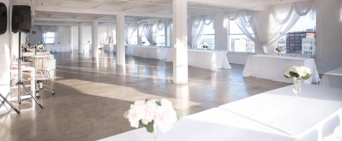 DTLA Skyline Penthouse / 4500 SF / Workshops, Meetings, Seminars in Los Angeles Hero Image in Central LA, Los Angeles, CA