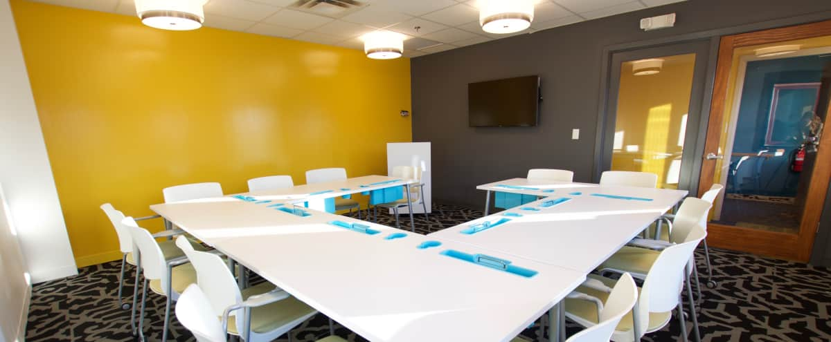 Versatile and Naturally Lit Meeting Room in GENEVA Hero Image in undefined, GENEVA, IL