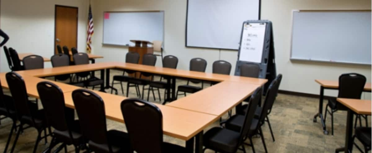 Spacious Classroom Style Event, Training and Meeting Room For Production in Marietta Hero Image in undefined, Marietta, GA