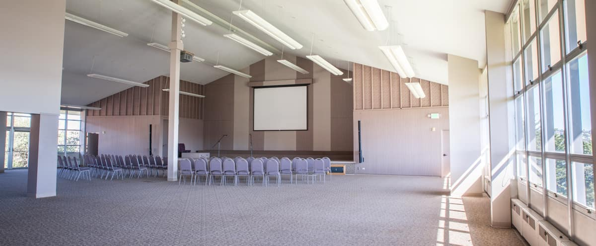 Southern Marin Auditorium with Incredible Views in Mill Valley Hero Image in undefined, Mill Valley, CA