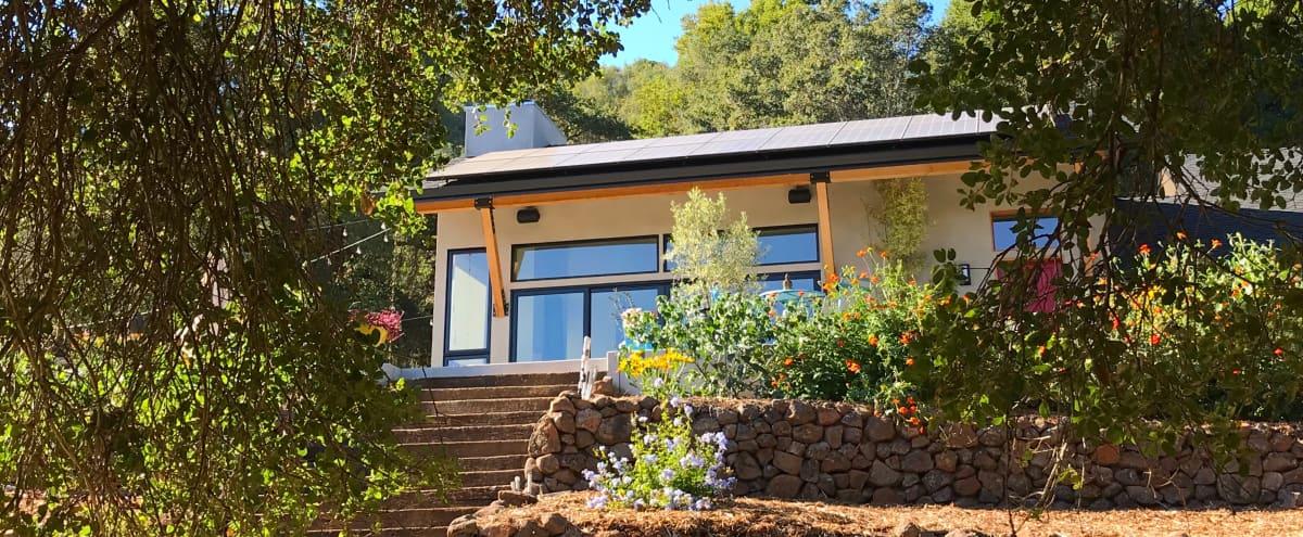 Modern Home in the Santa Cruz Mountains in Soquel Hero Image in undefined, Soquel, CA