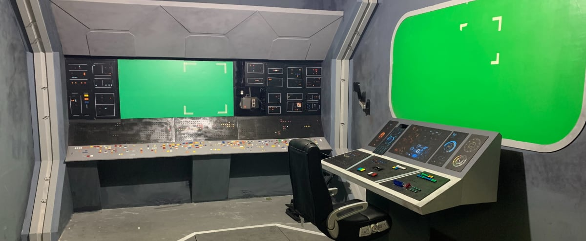 Los Angeles Modern Vault/Spaceship Control Room for TV and Film Production 20 in Maywood Hero Image in undefined, Maywood, CA