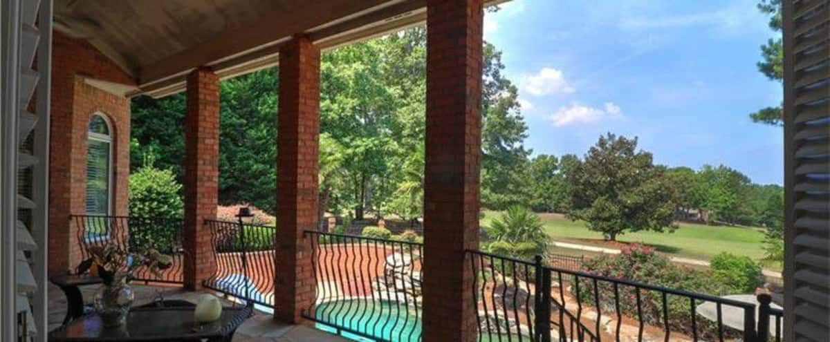 7,000 Sqft Home Great For Entertaining - Luxury in Mcdonough Hero Image in undefined, Mcdonough, GA