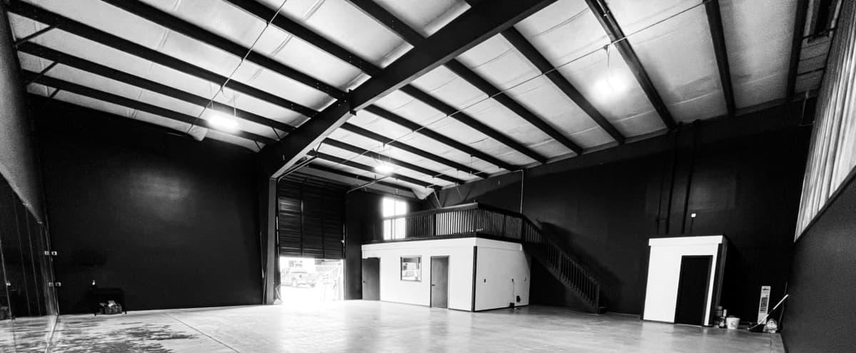 Urban Warehouse with Huge Dance Floor in Houston Hero Image in Northside, Houston, TX