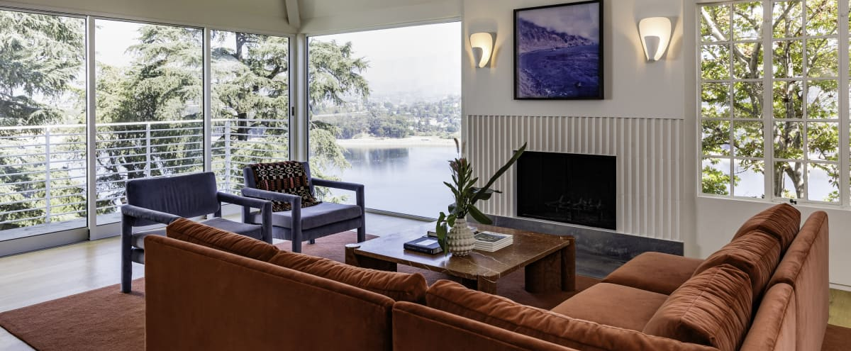 Whole home with amazing Silver Lake Reservoir views. in Los Angeles Hero Image in Silver Lake, Los Angeles, CA