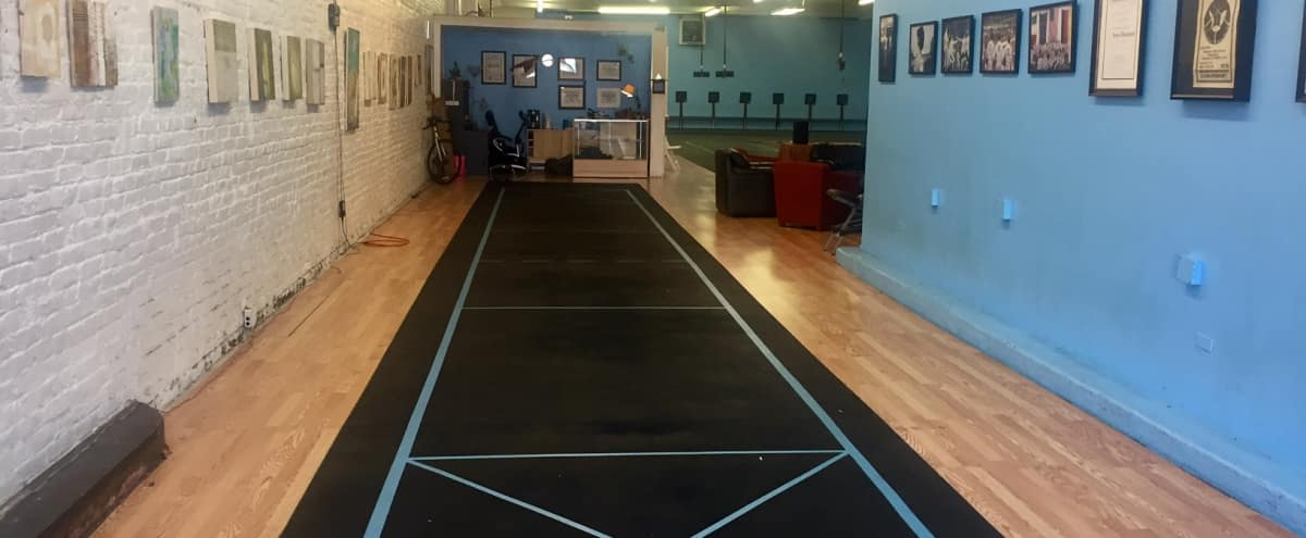 Downtown spacious open gym space and art gallery in San Rafael Hero Image in undefined, San Rafael, CA