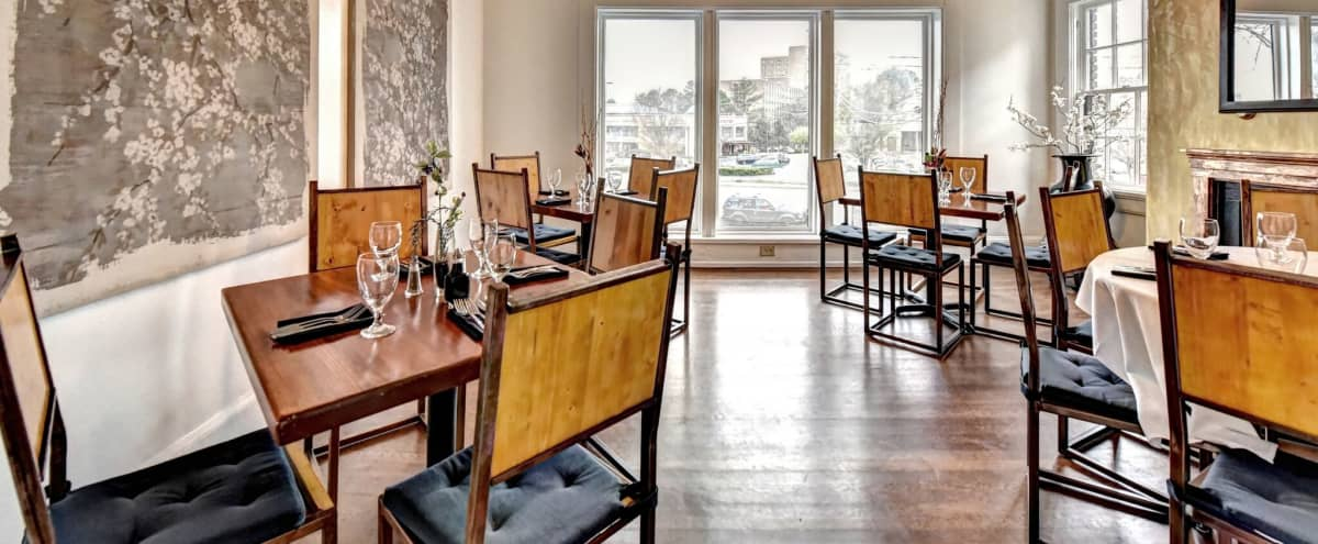 Restaurant Event Space for Small and Large Groups in Atlanta Hero Image in Garden Hills, Atlanta, GA