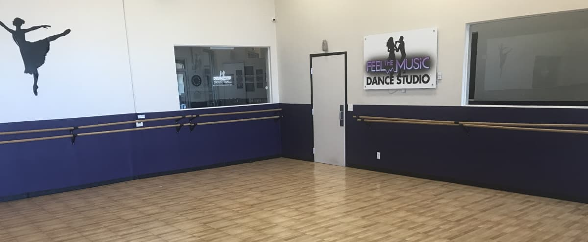 Spacious open dance studio great for events & classes in Las Vegas Hero Image in Summerlin, Las Vegas, NV